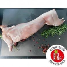 Królik tuszka porcjowana surowa ok. 1 kg Amciu