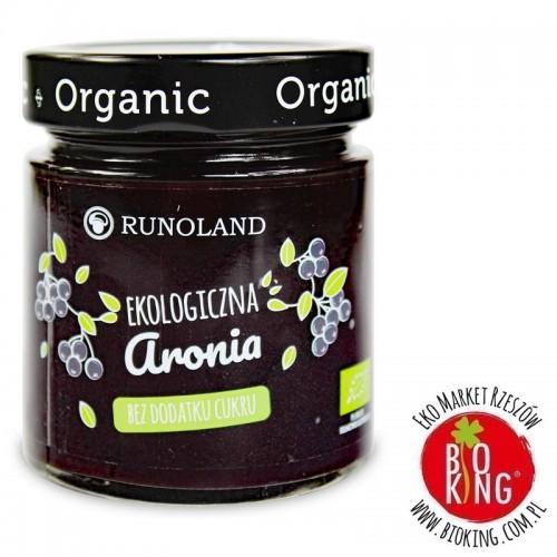 Słodka przekąska aronia bio Runoland