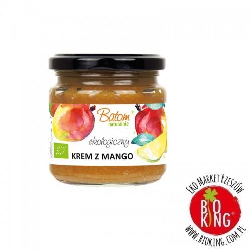 Krem z mango bio ekologiczny Batom