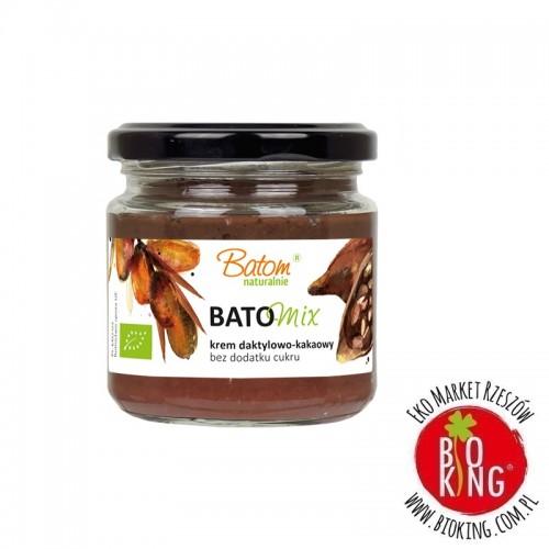 Krem daktylowo kakaowy bio Batom