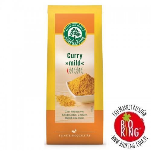 Przyprawa curry łagodne bio Lebensbaum