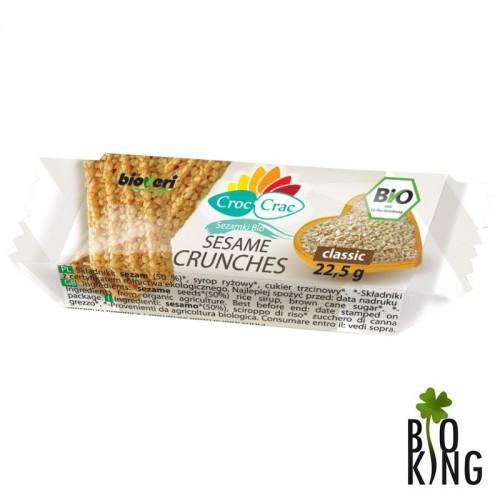 Sezamki ekologiczne Bio Croc-Crac