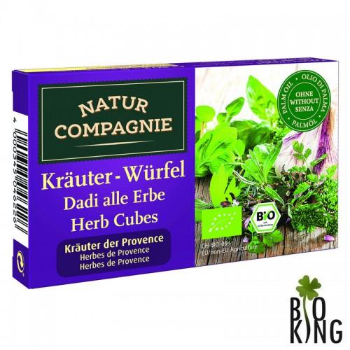 Bulion kostki ziołowe bio Natur Compagnie