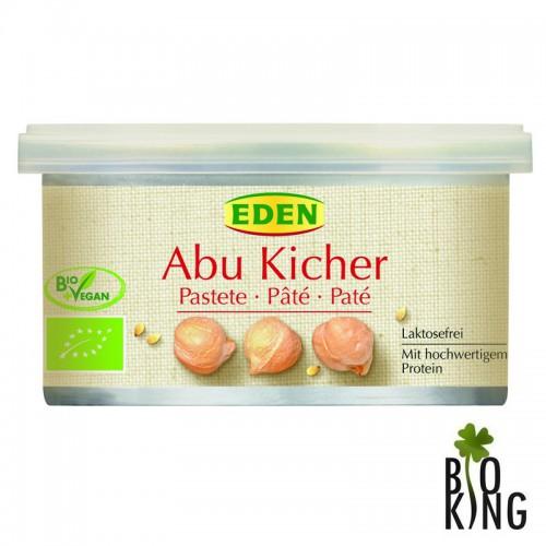 Pasztet Eden z ciecierzycą bez glutenu