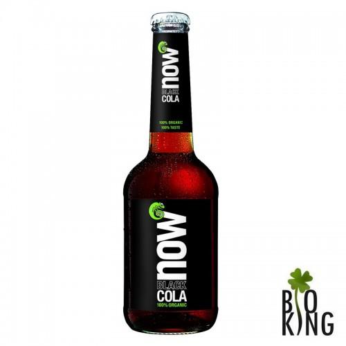 Black cola z guaraną - napój o smaku coli