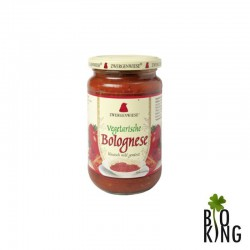Sos wegetariański bolognese bezglutenowy bio