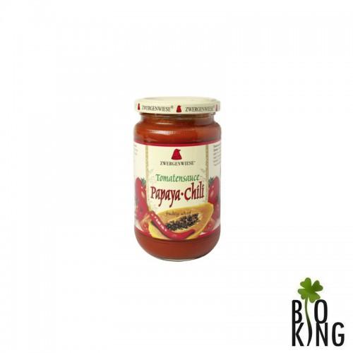 Sos pikantny pomidorowy papaya-chili