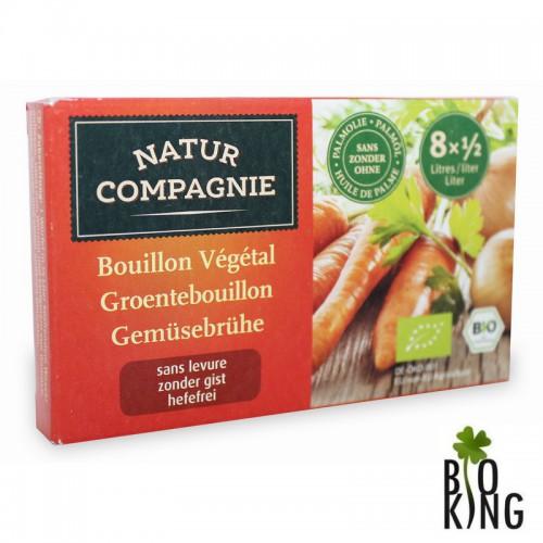 Kostki rosołowe warzywne bez drożdży