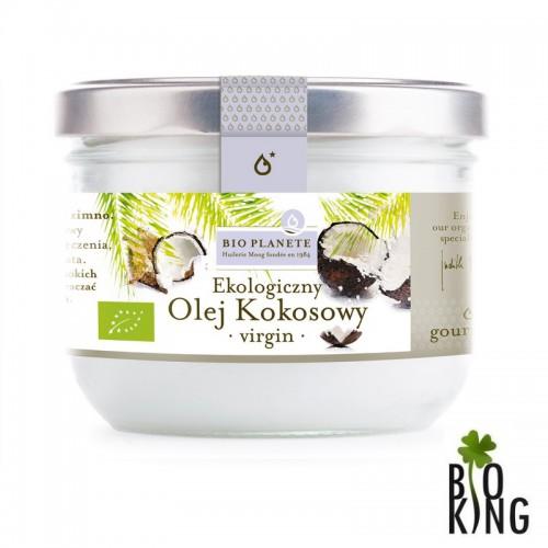 Olej kokosowy virgin organiczny Bio Planete