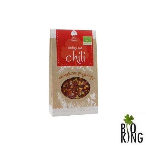 Chili suszone w kawałkach z nasionami