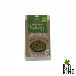 Ekologiczny liść laurowy (bobkowy)