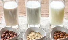 Czym zastąpić mleko - roślinna alternatywa.
